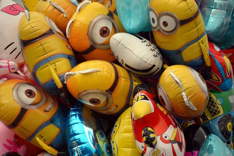 Send en ballon til en du har kær